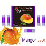 eonsmoke Cartomizer Tanks - Mango (5 Pack) - vapersandpapers.com