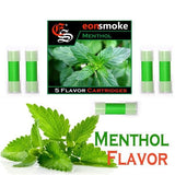 eonsmoke Cartomizer Tanks - Menthol (5 Pack) - vapersandpapers.com