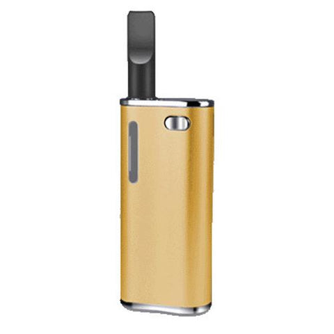Airistech Mystica Starter Kit - e-Liquid Box Mod (Gold) - vapersandpapers.com
