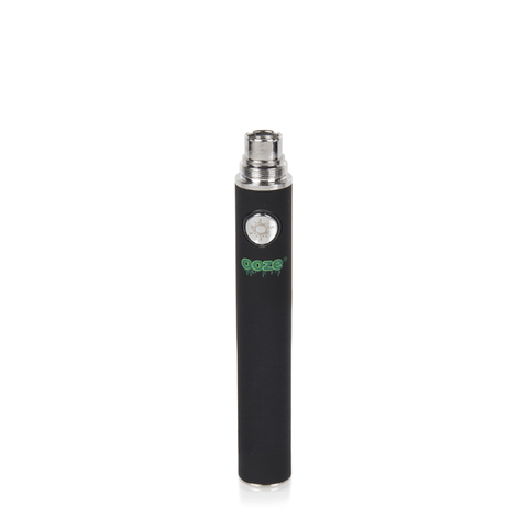 Ooze 650 Battery - 650mAh Battery (Black) - vapersandpapers.com
