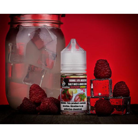 eonsmoke Nicotine Salt-Based e-Liquid - Raspberry Lemonade Ice - vapersandpapers.com
