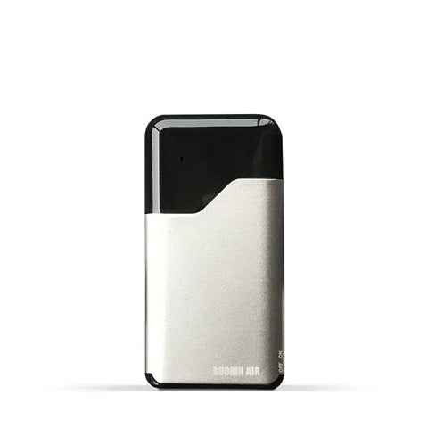 Suorin Air V2 Pod Vape Device Kit - Refillable Pod Vaporizer (Silver) - vapersandpapers.com