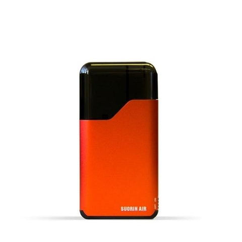 Suorin Air V2 Pod Vape Device Kit - Refillable Pod Vaporizer (Red) - vapersandpapers.com