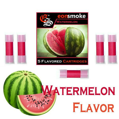 eonsmoke Cartridge Refills - Watermelon (5 Pack) - vapersandpapers.com