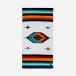 Handtuch VALEN OFF WHITE BEACH TOWEL Frottee