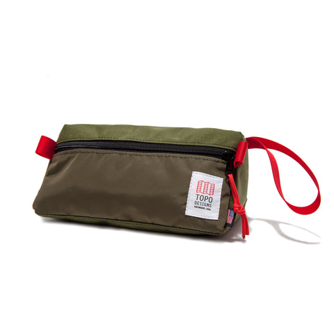 Topo Designs DOPP KIT Accessories TASCHE olive / WILDHOOD store