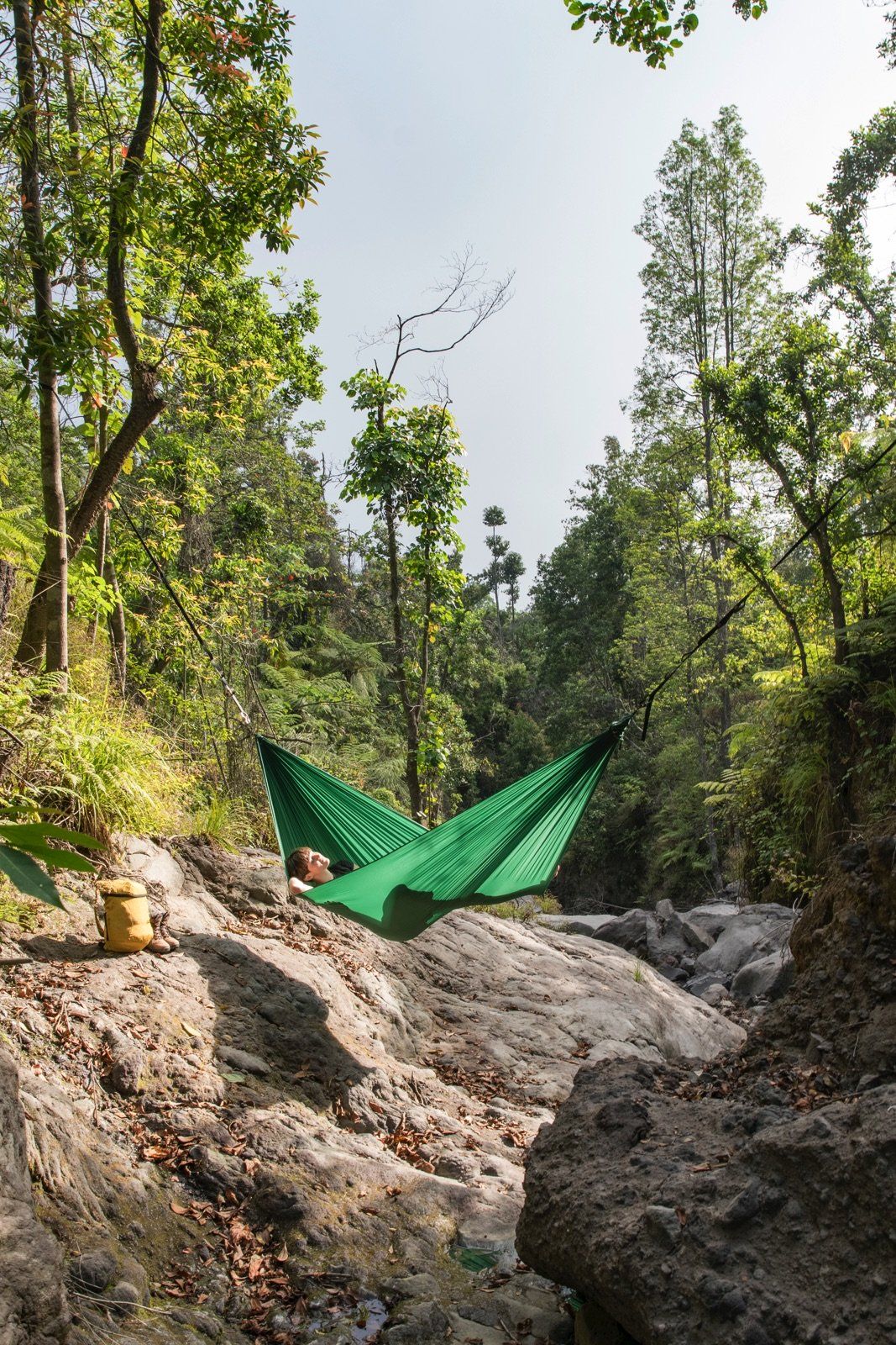 LIGHTEST HAMMOCK Hängematte FOREST GREEN