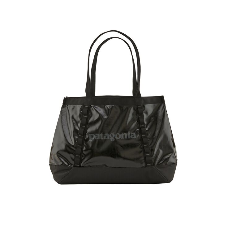 Patagonia BLACK HOLE® Tote Bag Black im WILDHOOD store Berlin kaufen