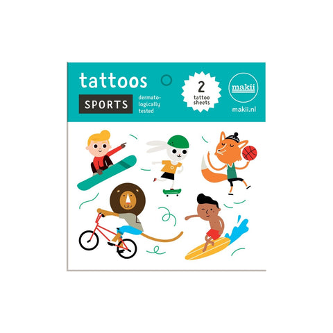 Temporäre TATTOOS