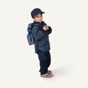 Kinderrucksack REPPU NAVY RED