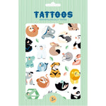 Tattoos TIERE div. Motive