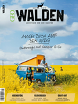 WALDEN Magazin #17 UNTERWEGS MIT CAMPER & CO. im WILDHOOD store