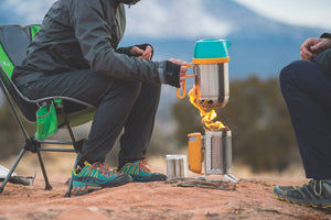 BioLite CAMP STOVE 2 Kocher und Ladestation / WILDHOOD store