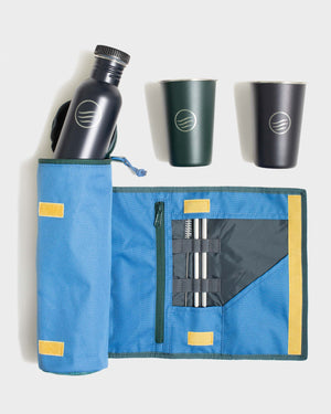 United by Blue Trinkflasche-Becher-Set DRINK KIT im WILDHOOD Store