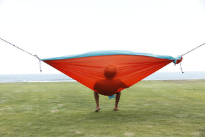 Ticket to the Moon – DOUBLE HAMMOCK Hängematte