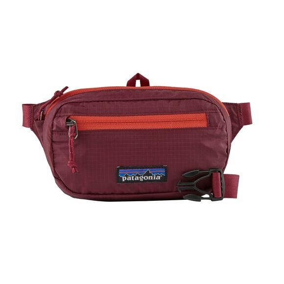 Patagonia - ULTRALIGHT BLACK HOLE MINI HIP PACK Gürteltasche ROAMER RED / WILDHOOD