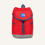 Kinderrucksack REPPU RED DENIM