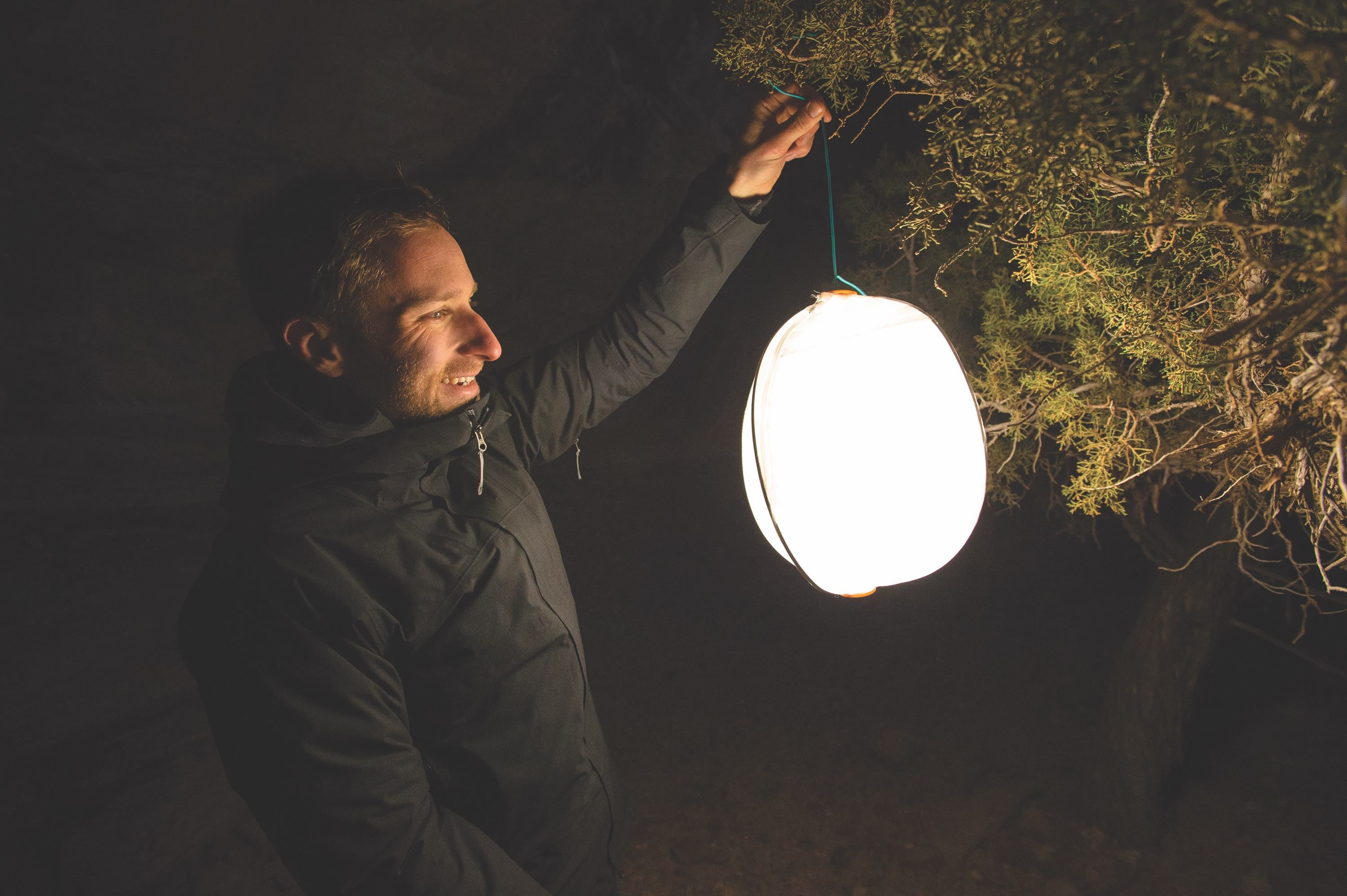 BioLite SiteLight XL Ballon Laterne mit LED / im WIldhood Store