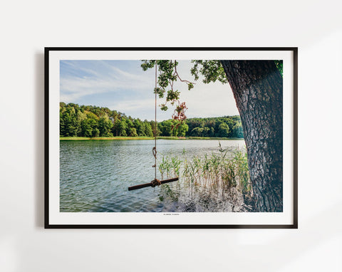 Take me to the Lakes – ROOFENSEE Poster / WILDHOOD store