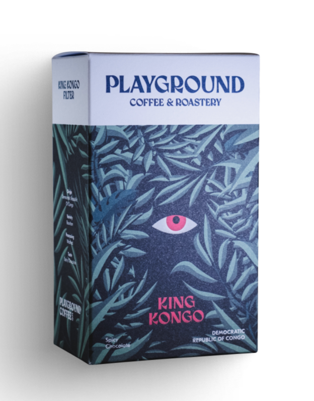 Playground Coffee KING KONGO Filter Kaffee / WILDHOOD store