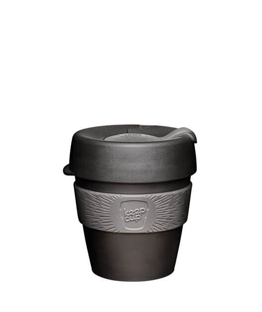 KeepCup Original DOPPIO schwarz / WILDHOOD store
