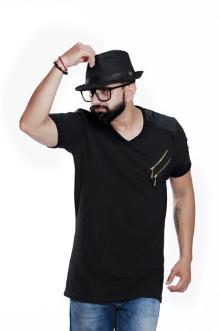 RELLIN MEN'S ROUND NECK T-SHIRT