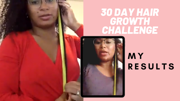 Video 9 - Results 30 Day Hair Growth Kit