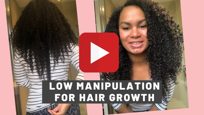 Video 5 - Low Manipulation Styling
