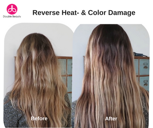 VIDEO: Reverse Heat & Color Damage on dry hair