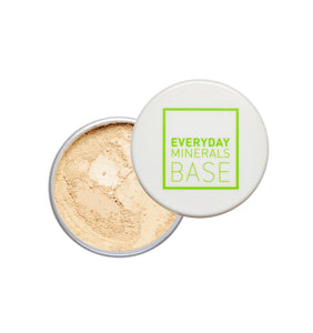Everyday Minerals Base Foundation Almond 6N