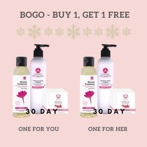 BOGO - 30 Day Hair Growth Kit
