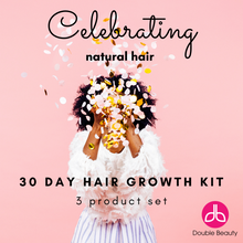 30 Day Hair Growth Kit
