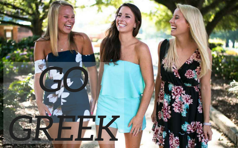 b18b797de8e What to Wear  Your Sorority Rush Week Questions Answered!