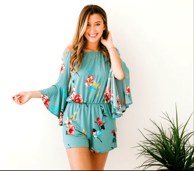21d36eda089 Cute Romper Trend History and Modern Day Fashion Here to Stay