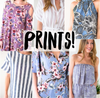 Top Print Trends for Spring & Summer