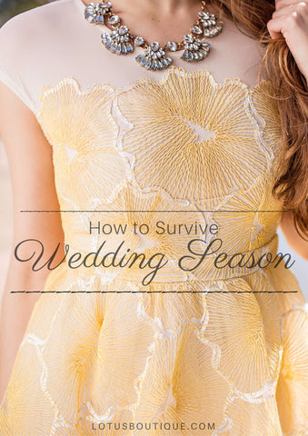 wedding survival guide