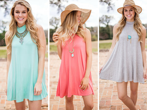 casual spring dresses