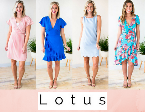 Lotus Online Dress Boutique