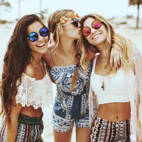 festival besties tumblr