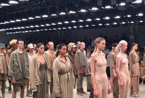 kanye west collection 2016 new york fashion week