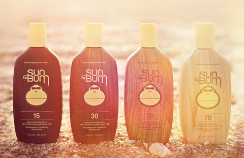 sunbum sunscreen spf