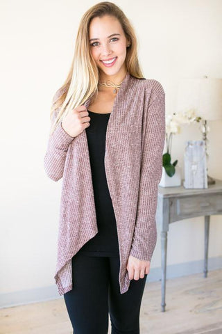 Days Like Today Shoulder Button Cardigan