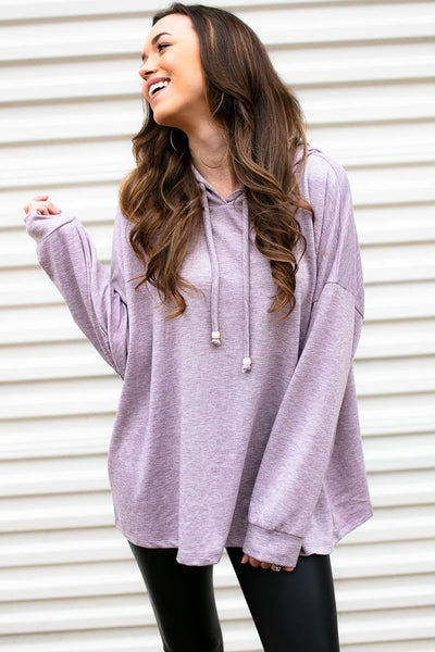 Pullover Top- Lavender