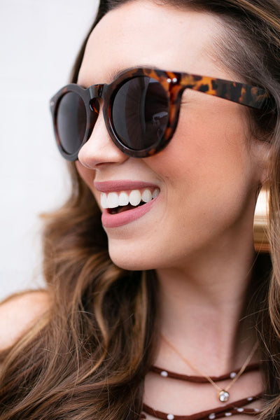 Everyday Basic Tortoise Sunglasses