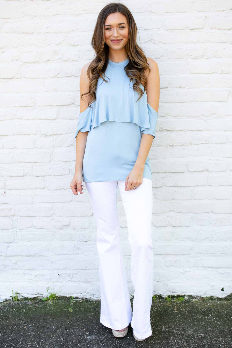 1165c6785253e Women s Off The Shoulder   Cold Shoulder Tops