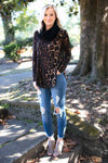 Wild Thing Cheetah Long Sleeve Top - Lotus Boutique