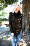 Wild Thing Cheetah Long Sleeve Top
