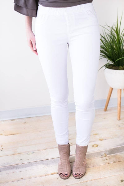 Spring Jeggings