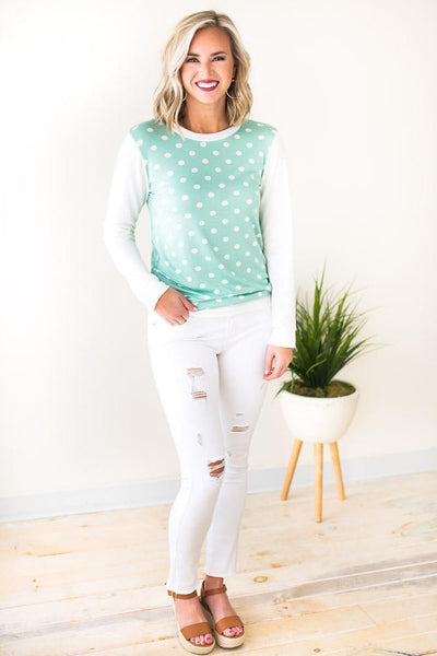 Spring Transition top