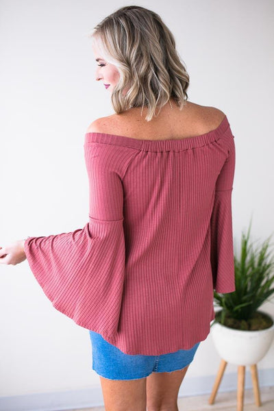 Off Shoulder Top for Summer